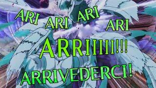 Ari Ari Ari Ari Arrivederci!!! Extended