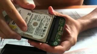 Sauver/récupérer son ancien disque dur externe - Conseils informatique - Récupérer ses données