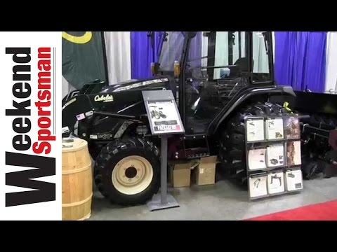Propoerty Development With Cabela S Compact Tractors An