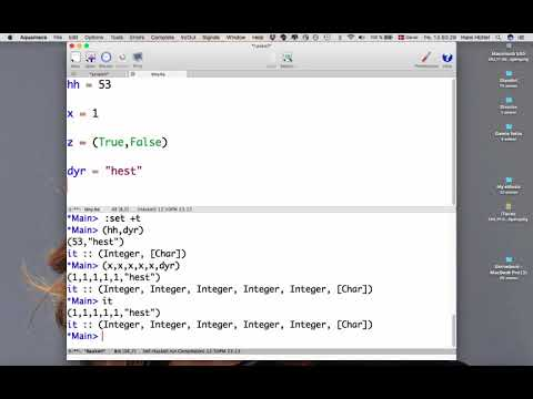 Programming Paradigms – Session 1 (Typed functional programming) – section 3