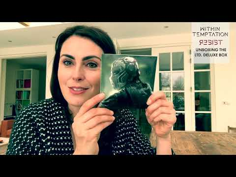 UNBOXING THE WITHIN TEMPTATION RESIST BOX SET - done by Sharon den Adel Mp3
