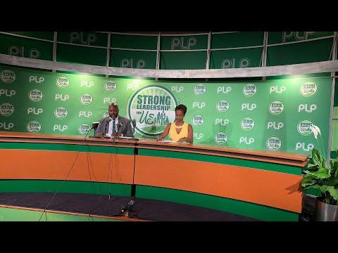 PLP: Crystal Caesar & Jamahl Simmons Press Conference, Aug 27 2020