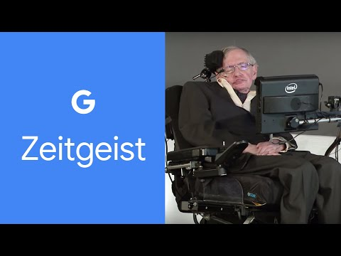 Professor Stephen Hawking, Theoretical Physicist - The Theory of Everything