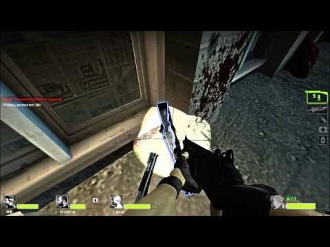 The RCO plays: Left 4 Dead 1&2 with MODS! - Thanks, Louis Obama!