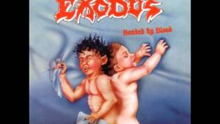 Exodus - [1985] Bonded By Blood [Full Album]