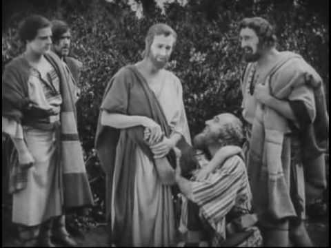 silent movie the king of kings 1927 416 youtube