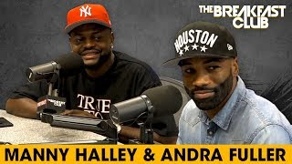 Download Video Manny Halley And Andra Fuller Discuss The Film 'True To The Game' MP3 3GP MP4