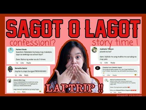 SAGOT O LAGOT CHALLENGE || ASHANTI SEGUNIAL