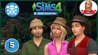 The Sims 4: Jungle Adventures Pt 5: Antidote & Temple Search