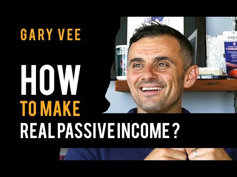 How to make real Passive Income?