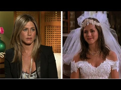 "Jennifer Aniston Believes Ross and Rachel Are ""100% Together"" but Doubts Friends Film"