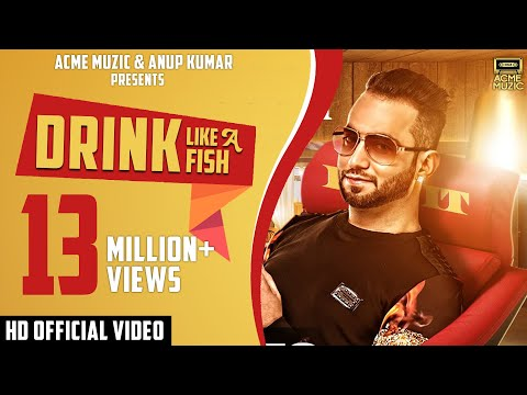 Drink Like A Fish | Luv It Feat. Milind Gaba | Full...