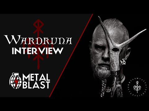 Giving a Voice to the Past: An Interview with Einar Selvik of Wardruna