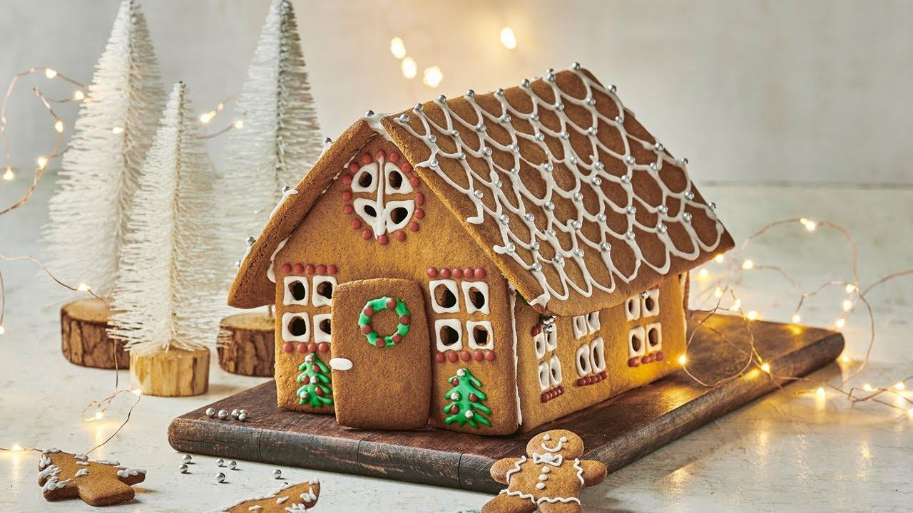 Byg dit eget Honningkagehus | Liv Martine