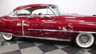 2696 CHA 1950 Cadillac Series 62 Coupe Resto-Mod