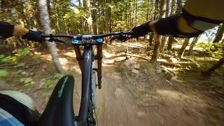 2016 Santa Cruz V10 - Whistler Bike Park MTB Freeride DH
