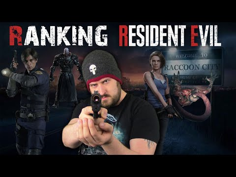 Ranking Resident Evil (All 7 Main Games Worst to Best)