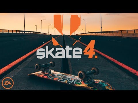 SKATE 4 - Reveal Trailer   PS5, STADIA, XB Scarlett & more   FanMade Concept by Captain Hishiro