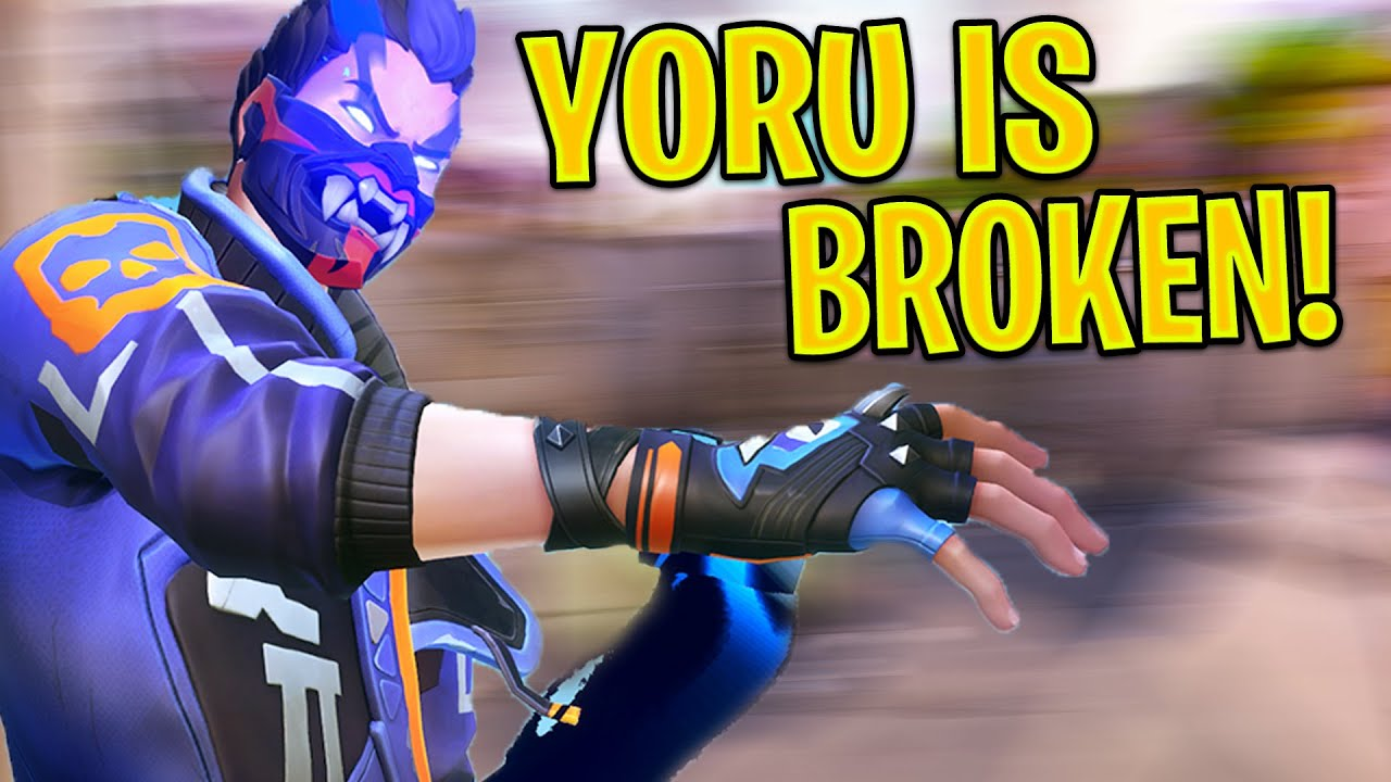 Download Valorant: YORU IS SERIOUSLY SO INSANE! - New Agent Gameplay & Discussion