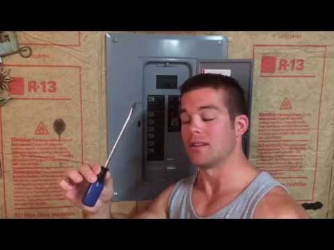 The Dangerous Electrician Melts Screwdriver To Electric Panel: Electric Shock Challenge