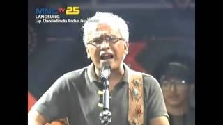 Iwan Fals & Band Live Condet @Rindam jaya (MNC TV)