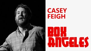 """Casey Feigh """"Create and chill."""""""