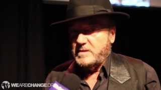 British MP George Galloway on the Anti-G8 Summit & Bilderberg
