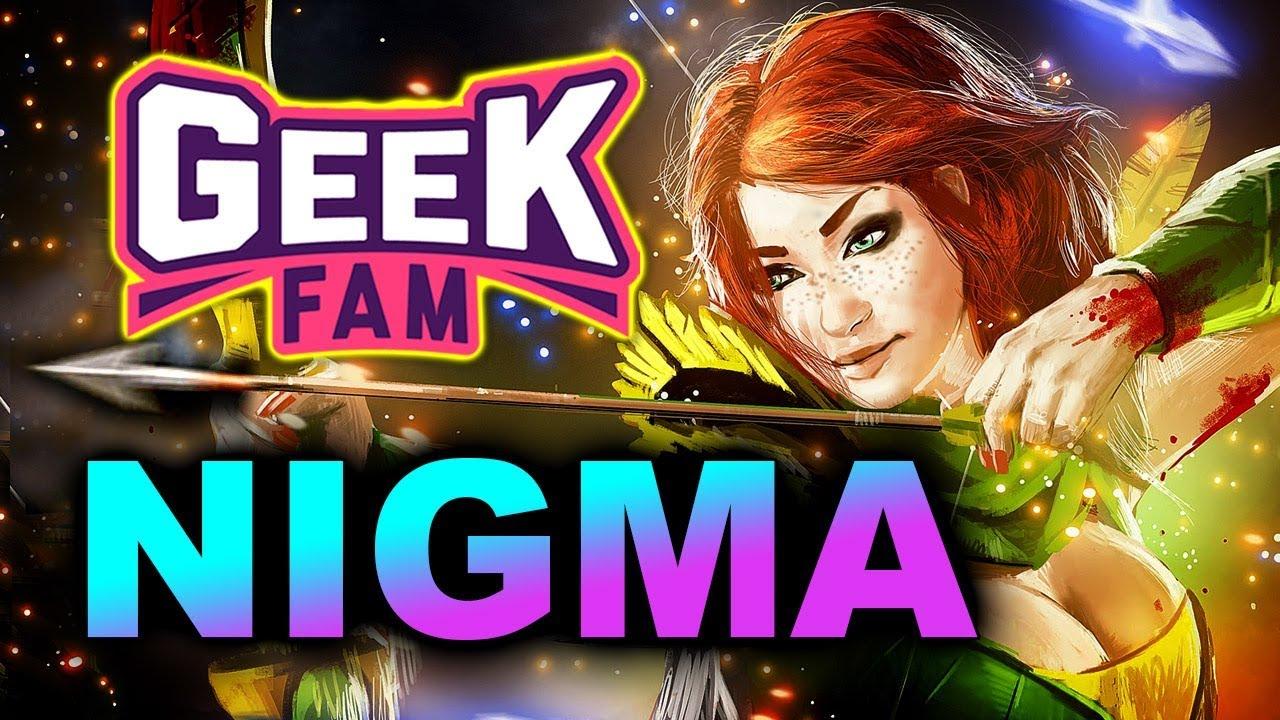 NIGMA vs GEEK FAM - SEMI FINAL - Bukovel Minor WePlay! 2020 DOTA 2 thumbnail