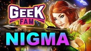 NIGMA vs GEEK FAM - SEMI FINAL - Bukovel Minor WePlay! 2020 DOTA 2