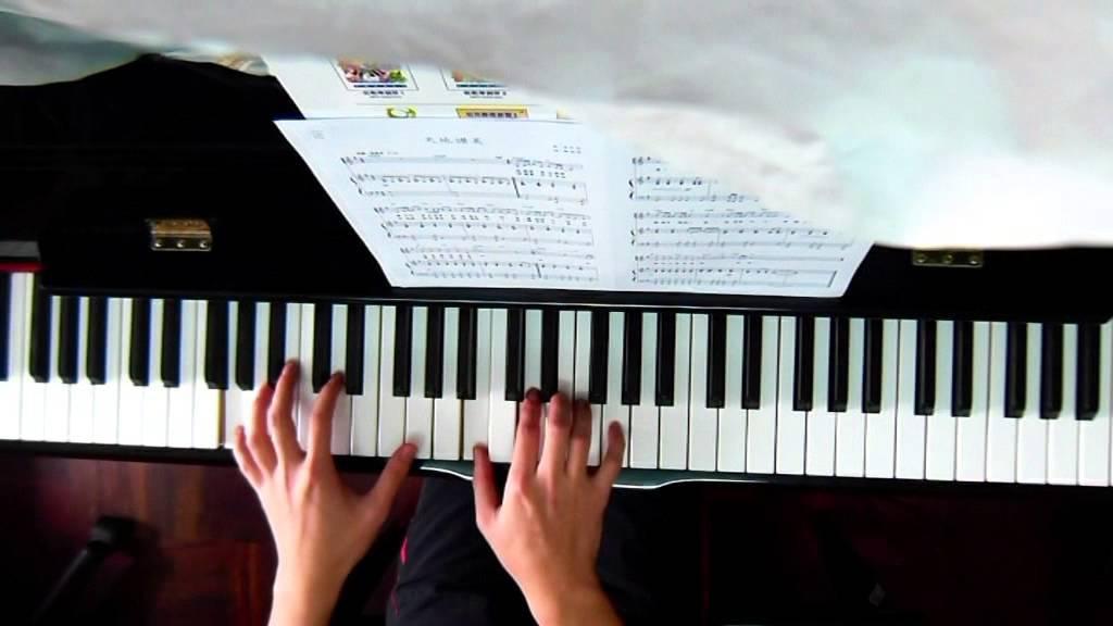 詩歌x天地讚美piano - YouTube