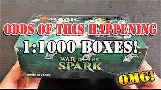 This Never Happens | War of the Spark Booster Box
