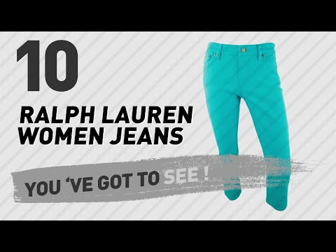 Ralph Lauren Women Jeans // New & Popular 2017