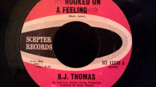 "B.J. Thomas - Hooked On A Feeling - Original Version (NOT ""Ooga Chaka"")"
