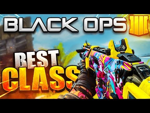 The Best Weapon Class Setup in Black Ops 4