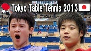 大矢英俊(東京アート・東 京)vs 有延大夢(野田学園高・山 口) 東京...