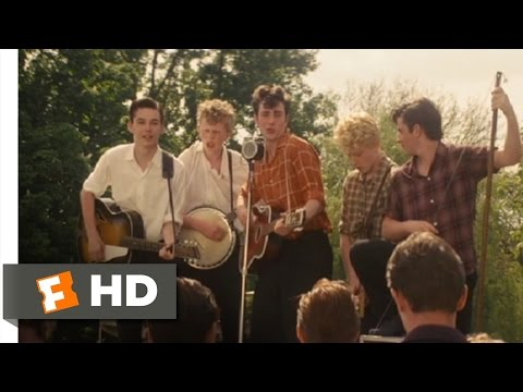 Nowhere Boy (4/10) Movie CLIP - The Quarrymen (2009) HD