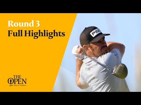 Round 3 Full Highlights | The 149th Open