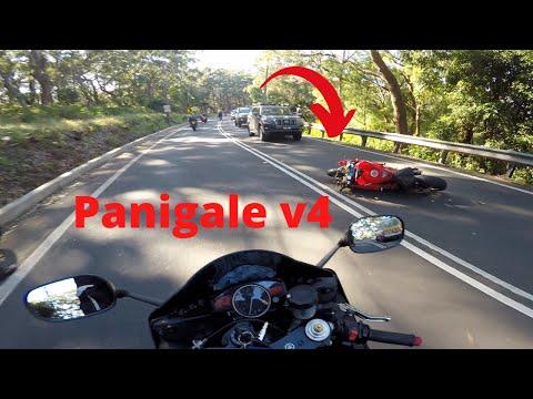 Nepali Biker Gang In Australia    ** DUCATI PANIGALE CRASH**