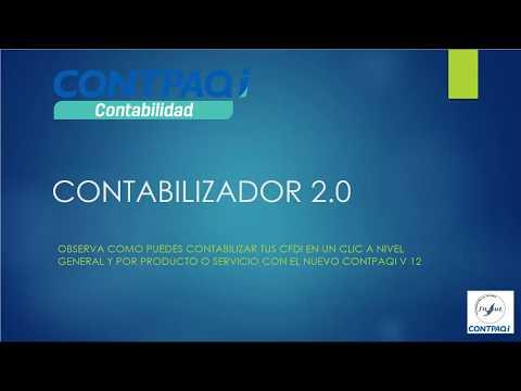 Contpaqi Contabilidad Y Su Contabilizador Version 2 En Acción