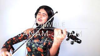 Janam Janam ✨ Dilwale ❤️ Barbara Krajewska 🎻 Violin Cover
