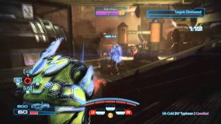Mass Effect 3 Bronze Solo Tutorial vs. the Rippers