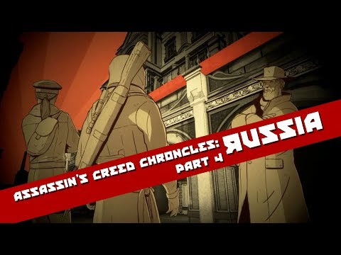 TRUST NO-ONE! // Assassin's Creed Chronicles: Russia (Part 4)