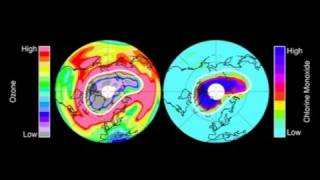 Http://it.euronews.net/ un buco dell'ozono nell'artico mette in allarme la nasa. uno studio pubblicato recentemente dagli scienziati americani è emerso un...
