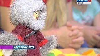 Что интересного у Хантов? Малыши Муравленко познакомились с бытом и традициями коренных жителей