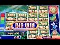 ***JUNGLE WILD II AWESOME HIT*** 5 BONUS SYMBOL Amazing Money Machine | 2018 1st Week BIG WIN BONUS