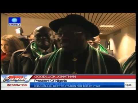 WORLD ECONOMIC FORUM: Nigeria Is Open For Business -- Jonathan