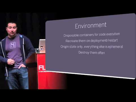 Designing Continuous Delivery Into Your Platform by John Simone
