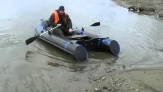 Лодка из ПНД (полиэтилена)(наш сайт http://www.starrivers.com Лодка из ПНД (полиэтилена) длинна 3,6 ширина 165 см баллон 400 мм., 2016-04-16T12:40:44.000Z)