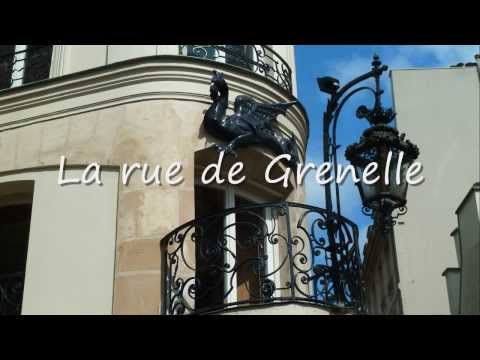 Paristoric - Rue de Grenelle