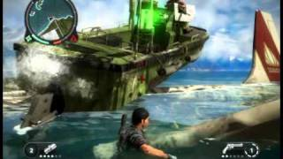 Just Cause 2 - Why i hate planes (and boats)